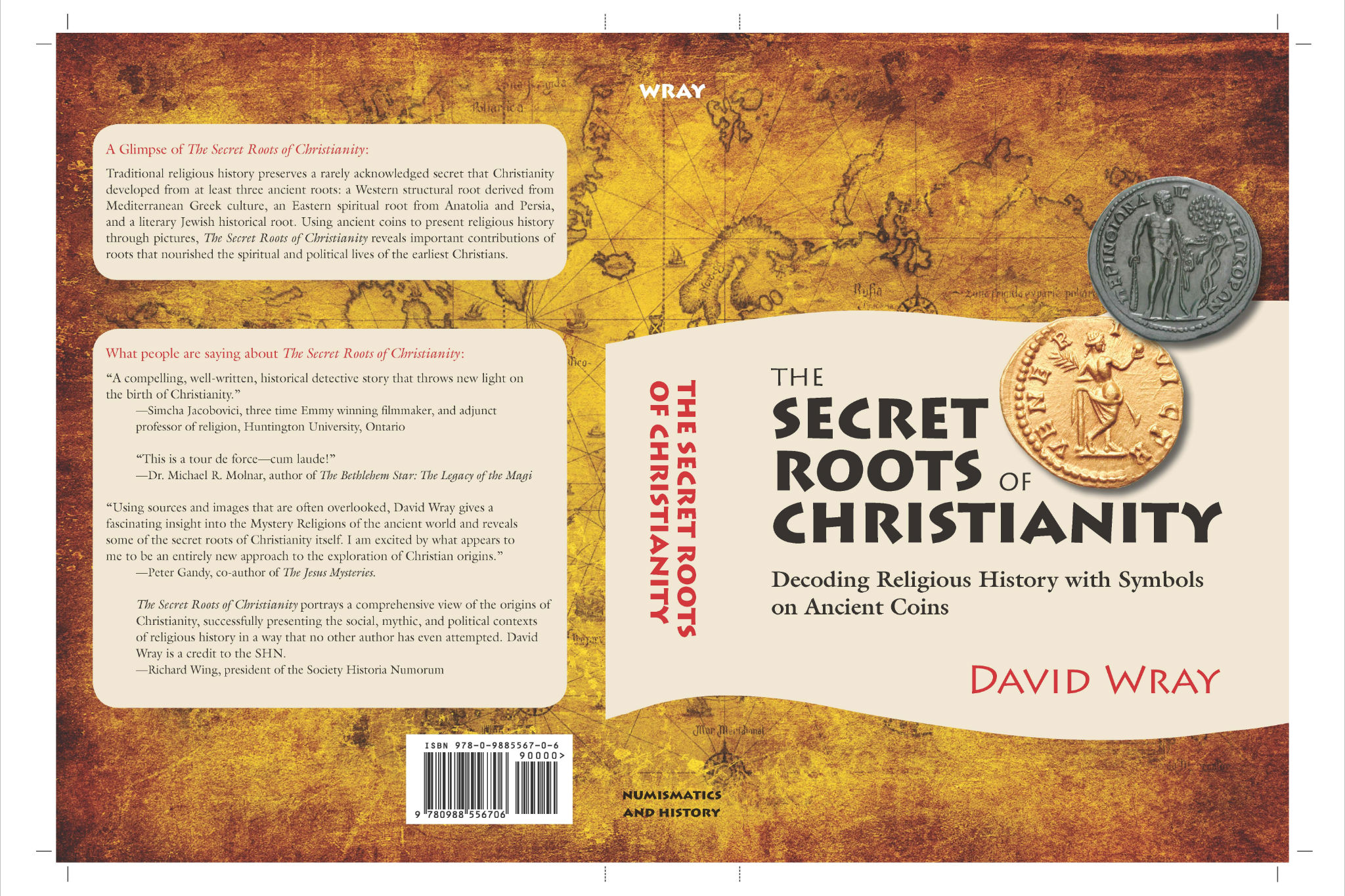 The Secret Roots Of Christianity Decoding Religious History With