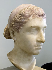 Bust of Cleopatra, Altes Museum, Berlin