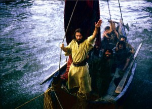 The Common View of Jesus in the Boat