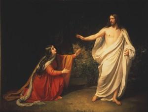 Mary Magdalene - Rejected no more (Alexander Ivanov, 1860)