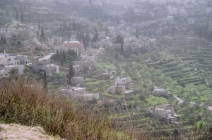 The village of Batir